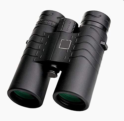 WANG^YUAN^JING TELESCOPIO con Binoculares Impermeables 清 高 Nitrógeno Alta Cresta Gafas De Visión Nocturna con Poca Luz No Fluoroscopio,10X42