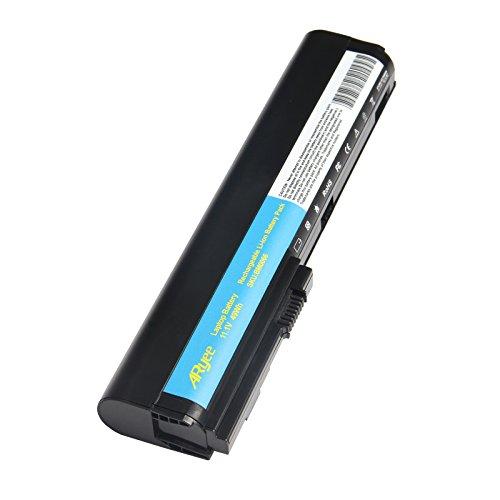 Batería portátil ARyee para HP EliteBook 2560p 2570p, P/N Compatible 463309-241 632015-222 632015-542 632423-001 HSTNN-C48C HSTNN-DB2L HSTNN-DB2M HSTNN-I08C HSTNN-I92C HSTNN-UB2K SX06XL