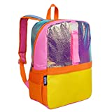 Wildkin Pack-it-All Kids Backpack for Boys & Girls, Ideal Size for School & Travel Backpack for...