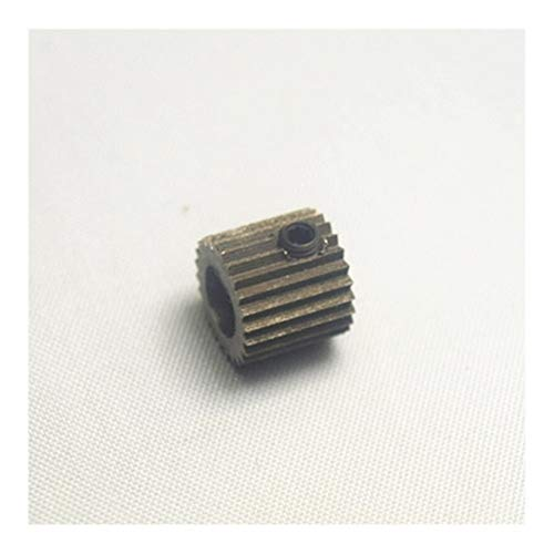 LIZONGFQ Zhang Asia 1pc Zortrax M200 3D Printer Spare Parts/accessories Extruder Drive Gear Feed Gear