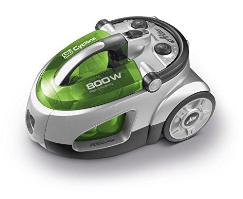 SENCOR SVC 730GR-EUE2 stofzuiger zonder zak (800 watt, ECO motor) groen