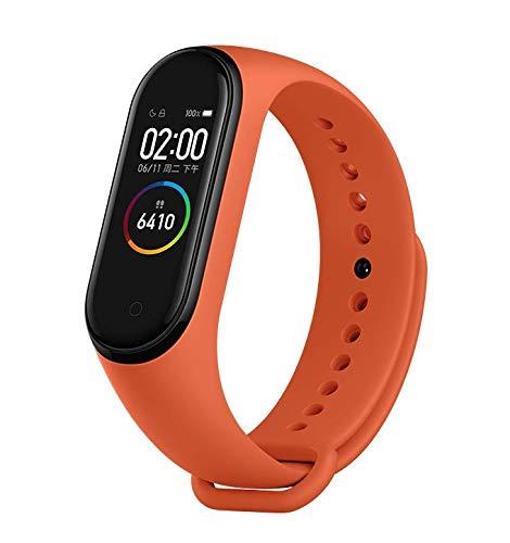 Rewy DM3 Splashproof & Waterproof Intelligence Wrist Bluetooth Smart Band With Activity...
