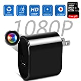 Wall Charger Hidden Camera with 32G SD Card Full HD Spy Camera Charger