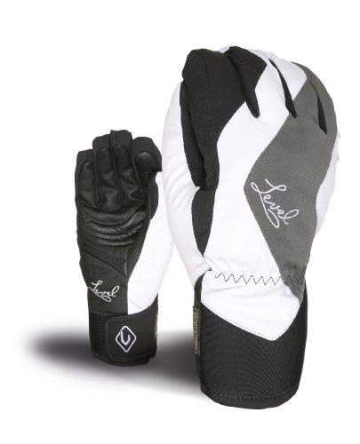 Level Glove Force w Femme Black/Grey