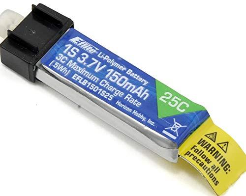 EFLB1501S25 for 1S LiPo Battery 25C (3.7V/150mAh) EFLB1501S25