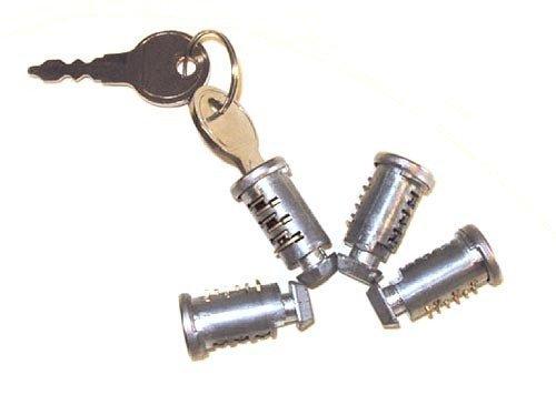 TEMA.. Set mit Schlüssel für Dachträgerstangen Modell Menabo