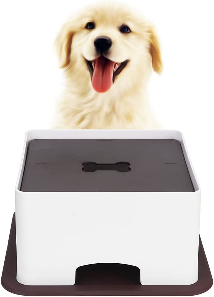 Adjustable Pet Elevated Ranking integrated 1st Max 47% OFF place Dining Table Raised Feeding Stands with