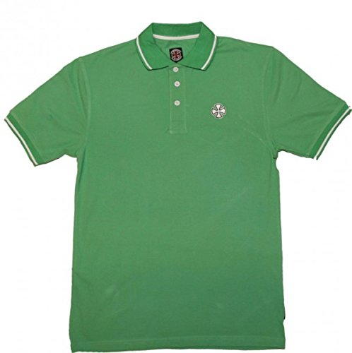 Independent Truck Company Skateboard T-Shirt Solid Green, Grösse:M