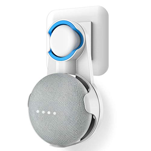 Cozycase Soporte para Google Nest Mini, Google Home Mini, gestión de Cables incorporada sin...