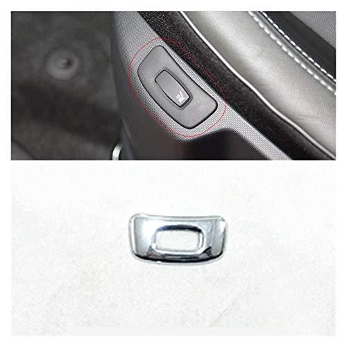 Wishful Ajuste para Renault CAPTUR 2015-2017 LHD ABS Cromo Interior Interior Interruptor DE LA Puerta DE LA Ventana DE LA Ventana DE LA Ventana DE LOS INTERPORTES del Panel