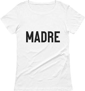 Tstars - Madre Mother's Day Gift Spanish Mom Women T-Shirt