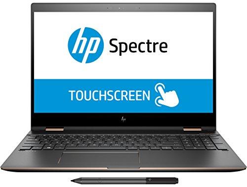 HP Spectre x360 15.6-inch 4K Ultra HD Touch Screen Intel i7 8th Gen CPU/ 16GB Memory/512GB SSD Laptop