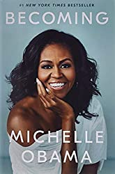 Book Review: Becoming by Michelle Obama  |  Fairly Southern