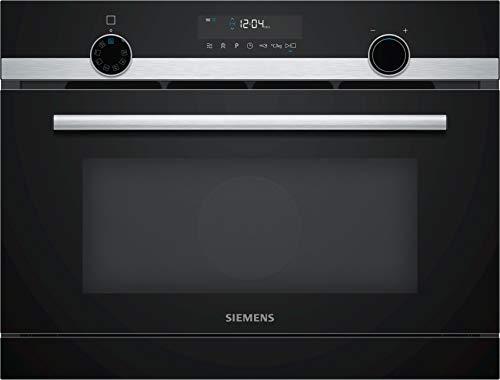 Siemens CO565AGS0 iQ500 Mikrowelle (Einbau) / lightControl / Entkalkungsprogramm / Edelstahl
