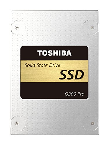 Toshiba Q300 Pro 512 GB interne SSD (6,4 cm (2,5 Zoll))