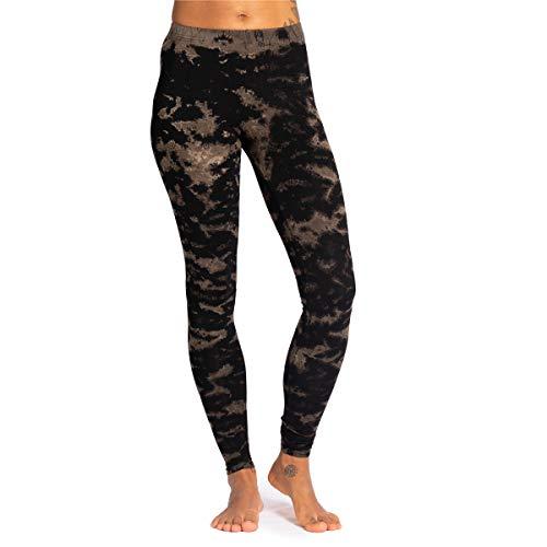 PANASIAM Leggings Batik1, Black, M