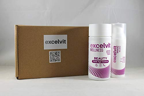 Pack Nutricosmética Excelvit® Beauty | Beauty Cap + Beauty Cream |