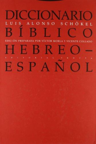 Diccionario Bíblico Hebreo-Español - 3ª Edición (Biblioteca de Ciencias Bíblicas y Orientales)