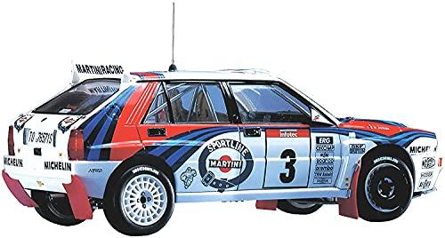 Hasegawa HAS 25015 - Modellino Lancia Super Delta 92 WRC