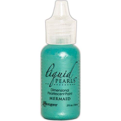 Ranger Liquide Perle sirène, Turquoise