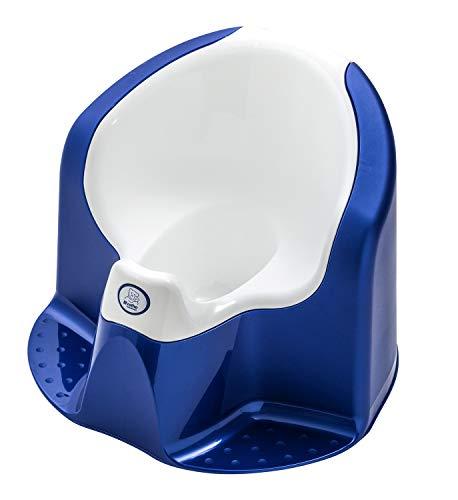 Rotho Babydesign TOP Xtra Pot Enfant Confortable, Avec Cuvette amovible, À partir de 18 mois, Royal Blue (Bleu foncé), 20504029401