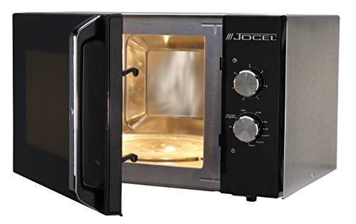 Jocel JMO011442 Microondas, 1000 W, 30 litros, Negro