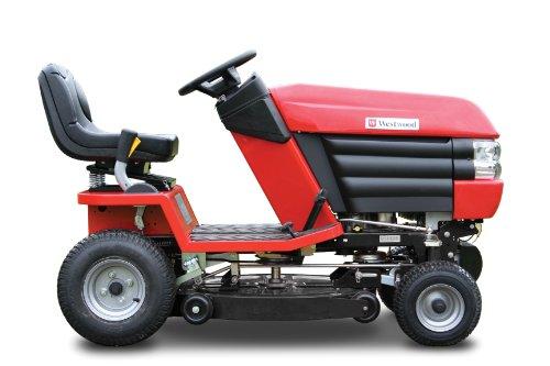 Westwood S150H Mini cortacésped de Tractor de jardín – Free 76 cm...