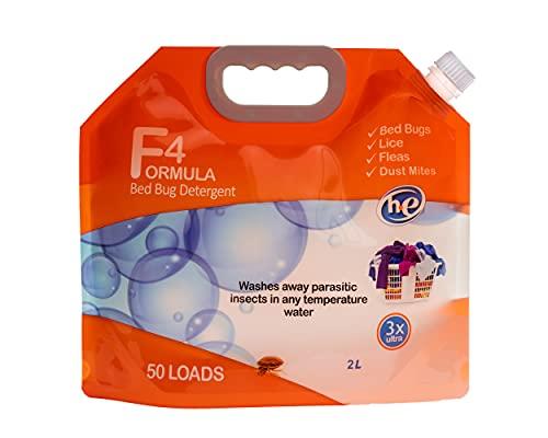 Formula 4 Bed Bug Detergent
