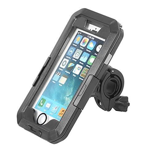 XIAOZHIWEN Titular de la Bici Impermeable Soporte de la Motocicleta Teléfono de la Motocicleta Soporte de la Bicicleta Armor Funda Moto para iPhone 12 11 Pro MAX XR XS MAX 8 7PLUS HNXZW