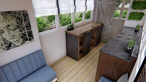 Momoco container home 1 bed 8