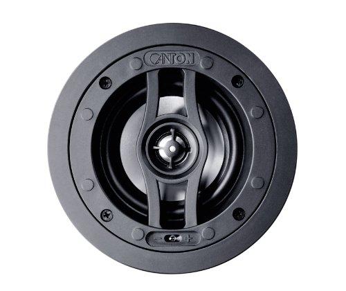 Canton InCeiling 845 Deckenlautsprecher 1 Paar (Nenn-/Musikbelastbarkeit: 50/100 Watt) - Weiß