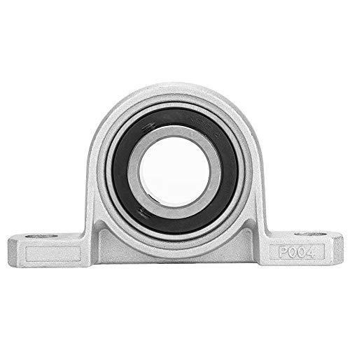 Rodamiento de soporte central del eje impulsor 2pcs KP08 KP000 KP001 KP004 (Edición : KP004-20mm)