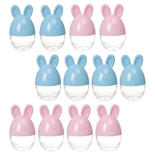 Cabilock Funda Licuadora de Esponja de Maquillaje Diseño de Conejo Funda de...
