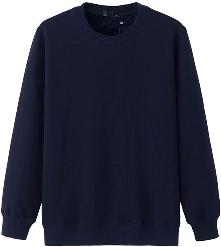 ZYKBB Thermal Underwear Men Fleece Undershirt Keep Warm in Winter Thermo Shirt Size M to 6xl (Color : A, Size : 4XL code)