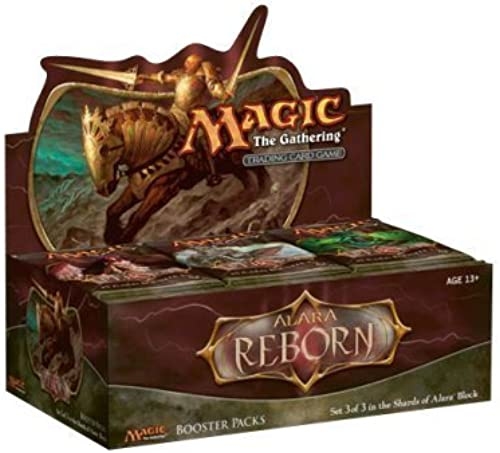 WOTC Magic the Gathering Alara Reborn Booster Box by Magic The Gathering