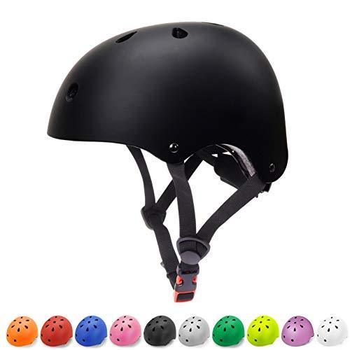 Kids Bike Helmet Toddler Helmet Children Multi-Sport Helmet...