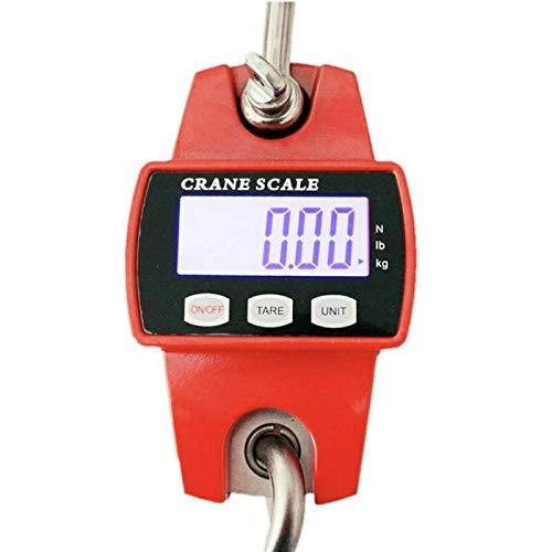 Handheld 300KG Elektronische Kranwaage Digital LCD-Display Crane Maßstab Mini für Reisen Koffer Fischerei Jagd im Freien