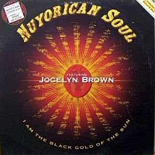 Nuyorican Soul Featuring Jocelyn Brown - I Am The Black Gold Of The Sun - Talkin' Loud - TLX 26, Giant Step Records - 574 967-1