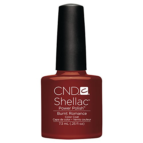 CND Shellac CNDS0017 Burnt Romance Smalto per Unghie