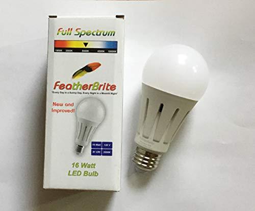 FeatherBrite 16w LED Full Spectrum Bulb