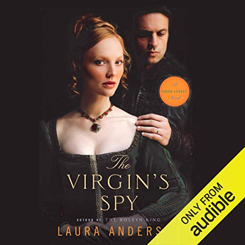 Couverture de The Virgin's Spy
