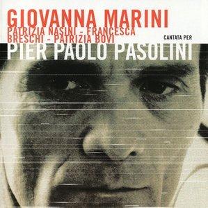 Cantata per Pier Paolo Pasolini [Import]
