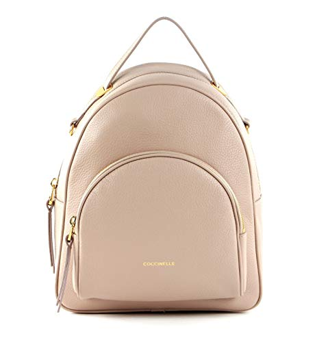 Coccinelle Lea Backpack Powder Pink