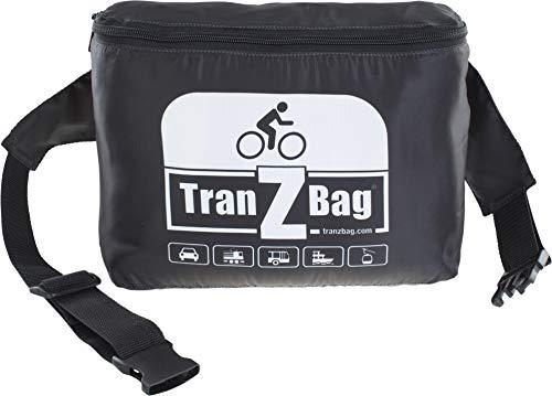 TranZbag ORIGINAL Fahrrad Transporttasche, Black, One Size