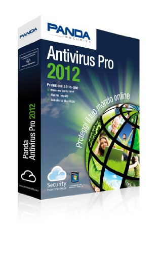 Panda Antivirus Pro 2012 - Retail Minibox - 1 Licenza 12 mesi