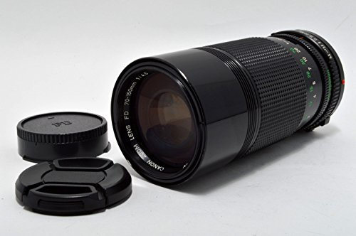 CANON NEW FD NFD 70-150mm F4.5 MF Zoom Lens(S/N:180219 )#52718