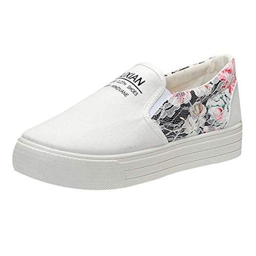 Clearance Sale ODRD Sandalen Shoes Mode Damen Spitze Schuhe Casual Sport Muffin Schuhe Flache Einzelne Schuhe Strandschuhe Plateauschuhe Freizeitschuhe Turnschuhe Hausschuhe