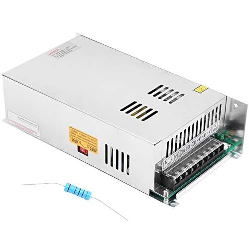 65V 12.3A Fuente de Alimentación de Conmutación Regulada Convertidor de Conmutación de 800W Adaptador de Transformador de 110V / 220V