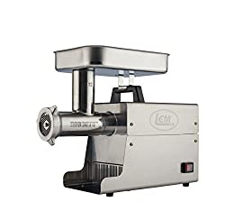 Lem Products .75 HP Stainless Steel Electric Meat Grinder
