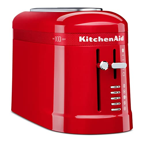 KitchenAid Design Collection 2-slice Long Slot Toaster - 5KMT3115HBSD - TOASTER SIGNATURE RED